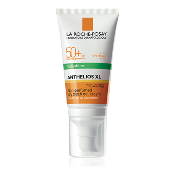 ANTHELIOS XL 50+ Gel Crema Toque Seco Sin Perfume